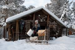 Fins en Zweeds Lapland (11)