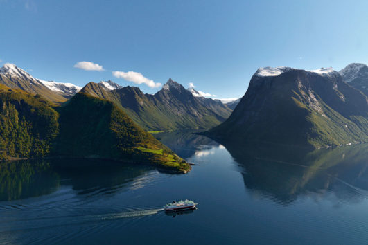 Fjordengebied