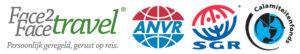 logos ANVR, SGR, CF, F2F