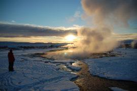 IJsland Strokkur