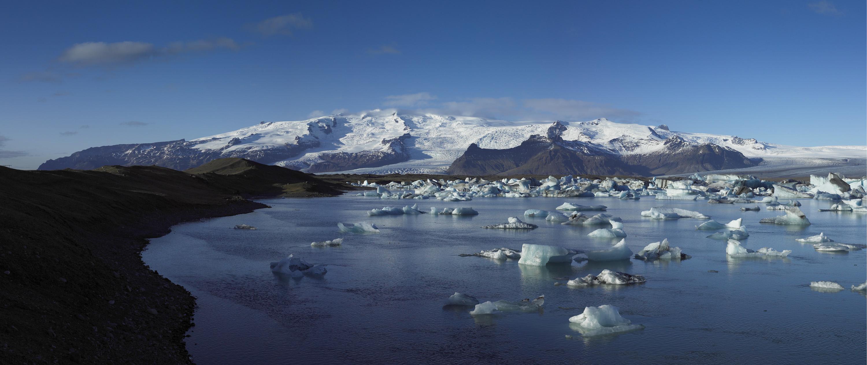 IJsland Oraefajokull