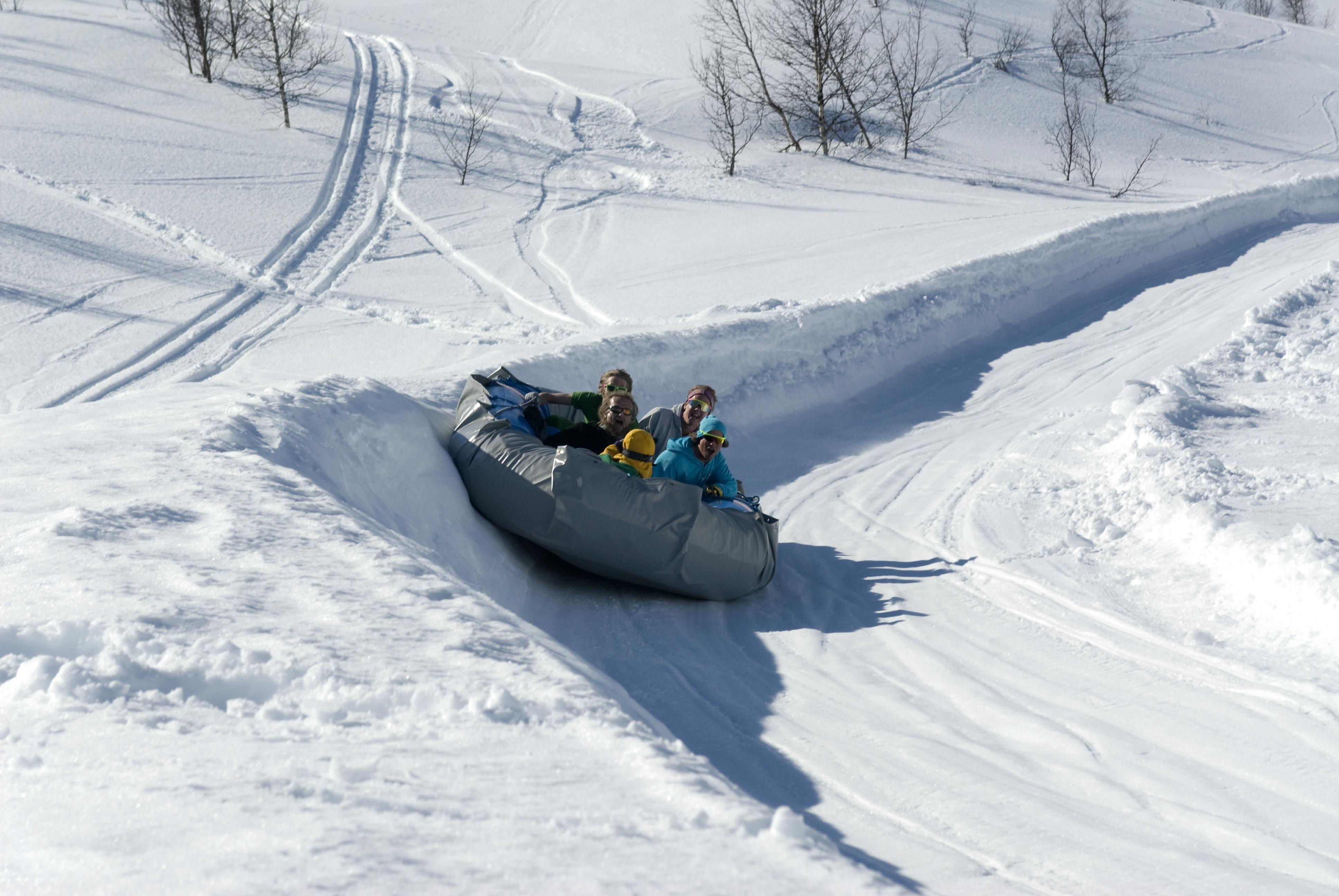 sneeuwraften