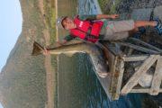 rondreis familie noorwegen vissen