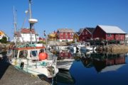 rondreis familie noorwegen visserseiland