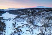 winterreis-Rondane-Noorwegen