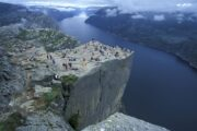 treinreis zuid-noorwegen